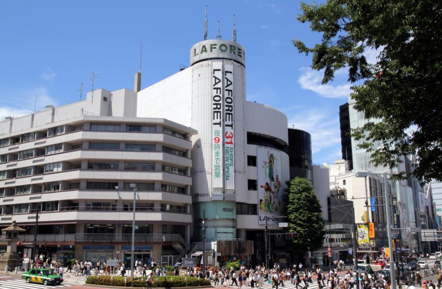 Laforet Harajuku<