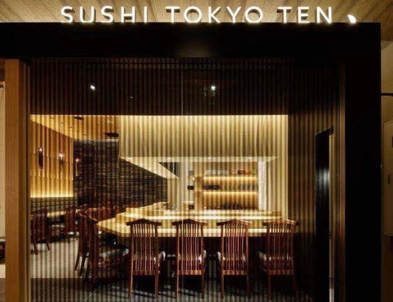Sushi Tokyo Ten, Shinjuku NEWoMan Store