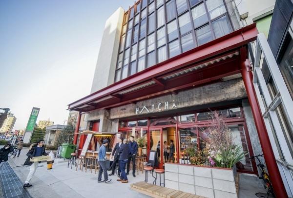 北陸ツーリズムを生む地域密着型ホテル「HATCHi金沢」