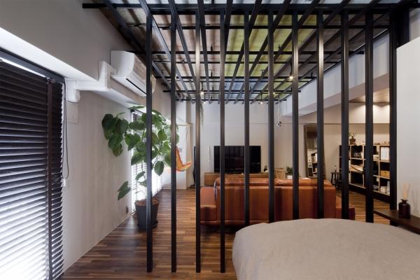 壁透明度55% 住み創り続ける家