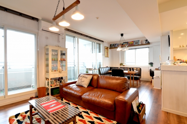 お気に入りの家具と食器から考えるリノベーション