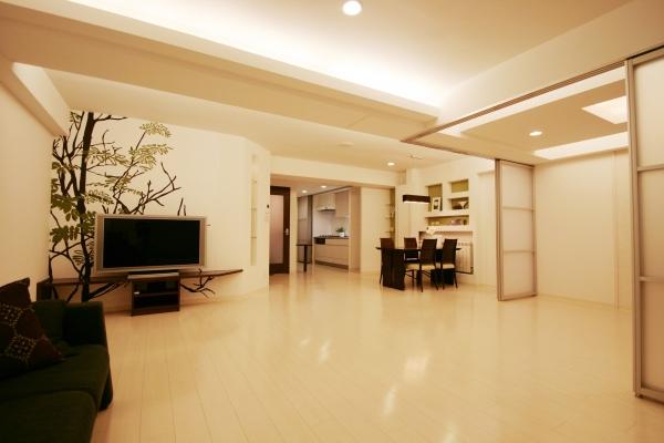 札幌駅近のヴィンテージマンションでホテルライクな暮らし