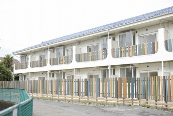 築25年の木造賃貸アパートを再生。「木」と「暮らす」住まい、キクラス元住吉