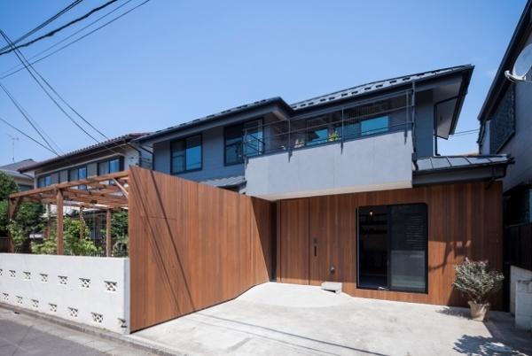 練馬石神井台の家