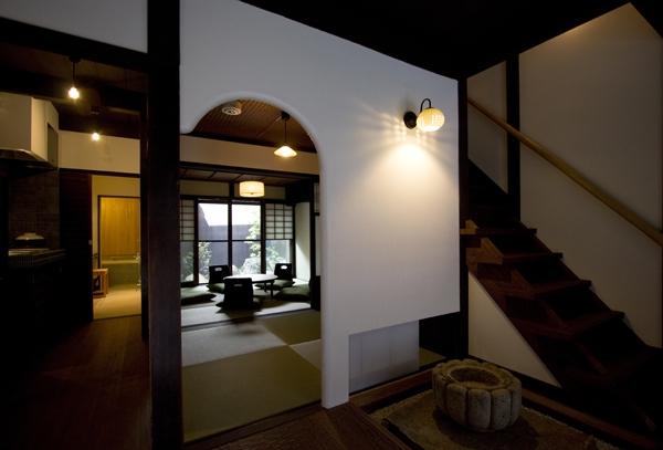 一棟貸し宿泊施設に生まれ変わった洛中の京町家