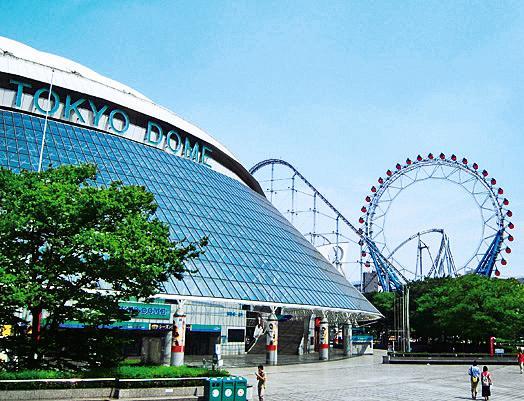 東京 ドーム シティ プール