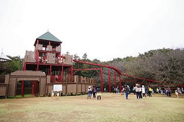 ワンパク王国ゾーン/ふなばしアンデルセン公園(千葉県/船橋市)