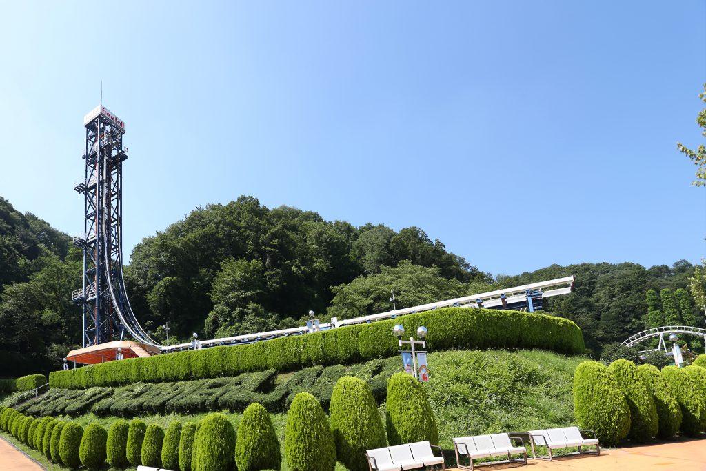 フリーフォール/東京サマーランド(東京都/あきる野市)