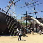 """赤穂海浜公園で""""難破船""""の大型遊具や遊園地にワクワク!親子で塩づくり体験も"""