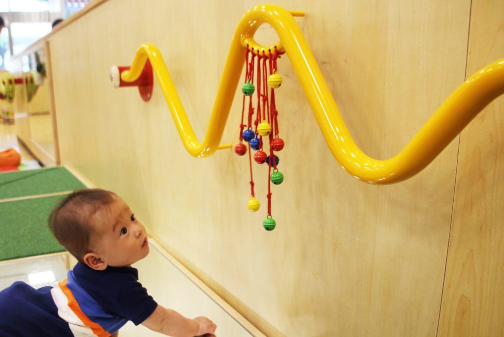 乳幼児が安全に遊べる0~2歳専用のスペース/アネビートリムパーク(東京都/江東区)