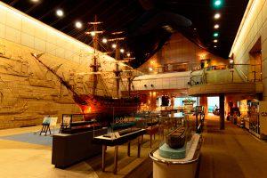 神戸港の歴史と今がわかる!乗り物好きにはたまらない「神戸海洋博物館」