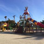 知多半島の半田運動公園でバーベキュー!巨大遊具やスポーツ施設で一日遊ぼう