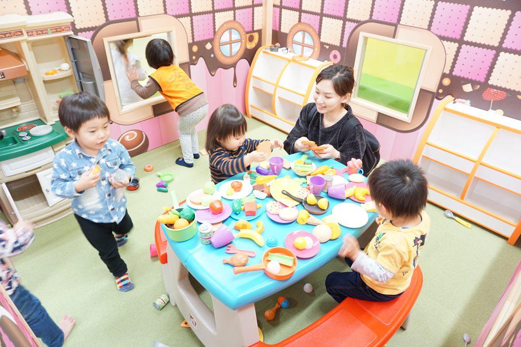 0~3歳児対象の「ミルキッズひろば」/ファンタジーキッズリゾート福岡(福岡県/志免町)