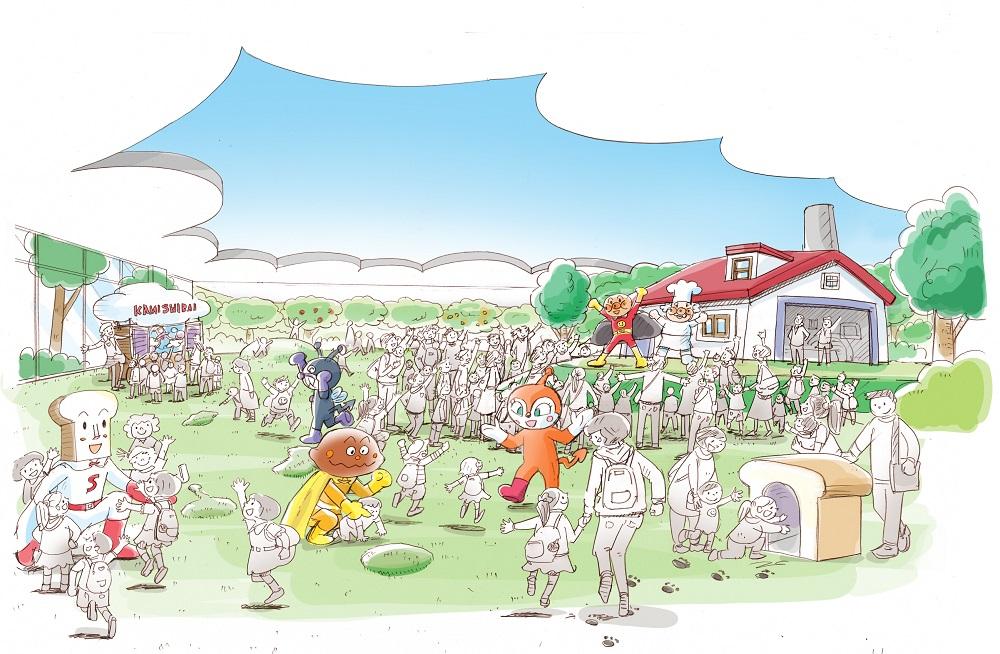 「ミュージアムフロア」イメージ/横浜アンパンマンこどもミュージアム(神奈川県/横浜市西区)
