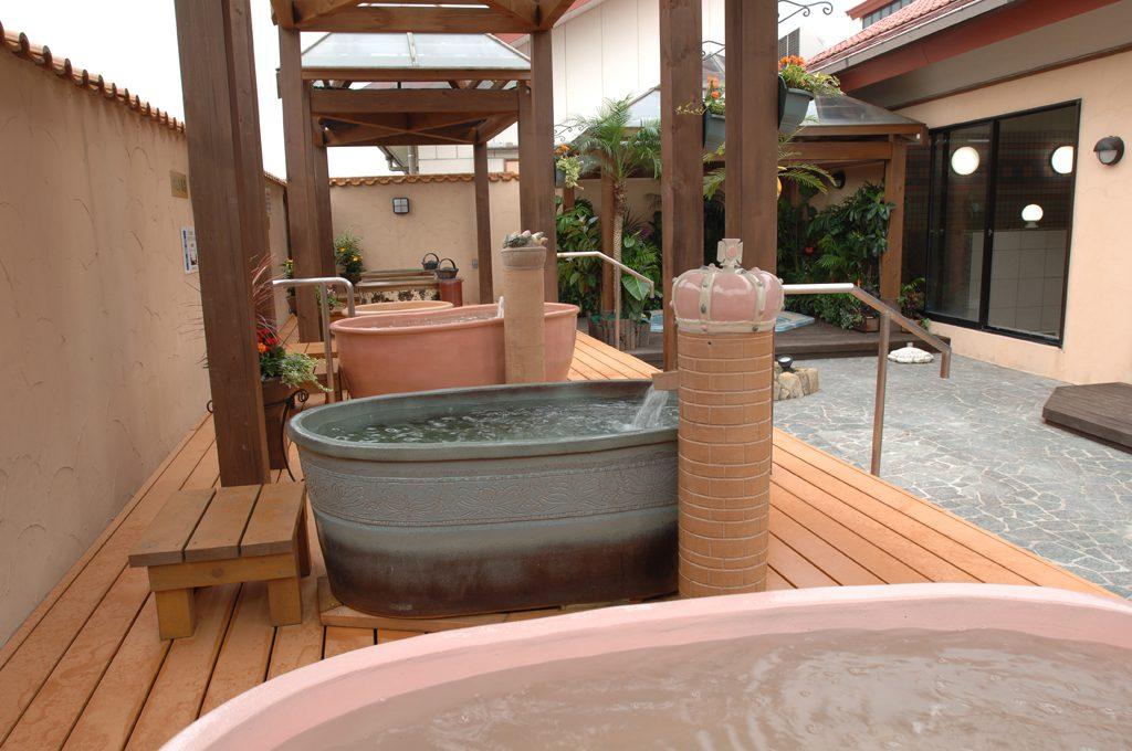 温泉施設「めぐみの湯」/JAあぐりタウンげんきの郷(愛知県/大府市)