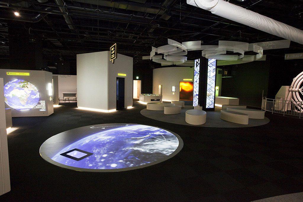 基本展示室/福岡市科学館(福岡県)