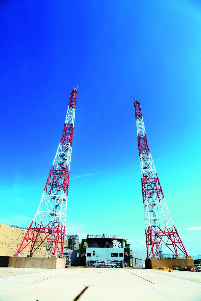 大迫力の大型ロケット発射場/種子島宇宙センター(鹿児島/南種子町)