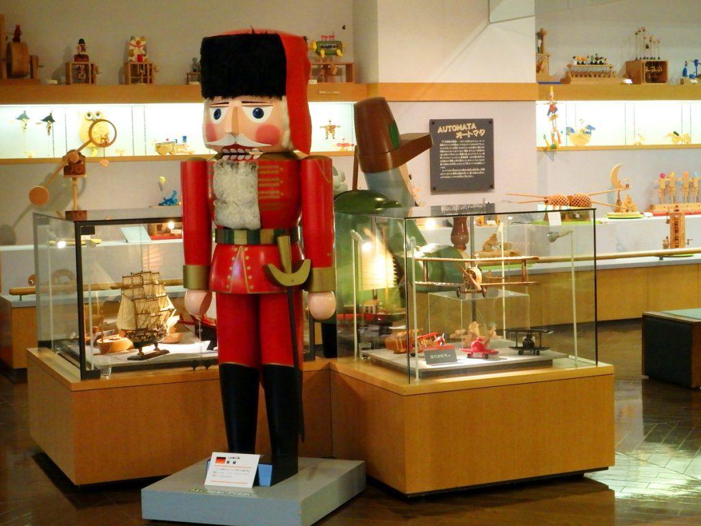 世界中の木製おもちゃの展示/木のおもちゃワールド館ちゃちゃワールド(北海道/遠軽町)