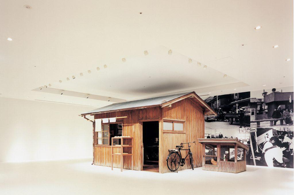安藤百福にまつわる展示/カップヌードルミュージアム 横浜(神奈川県)