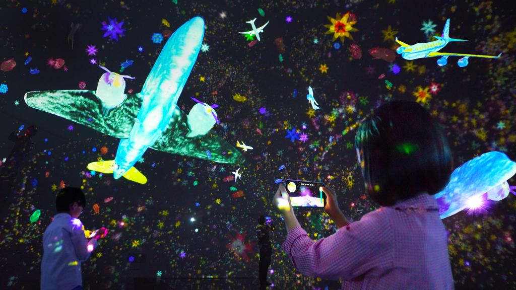 飛行機を描いて作って飛ばせる/FLIGHT OF DREAMS(愛知県/常滑市)