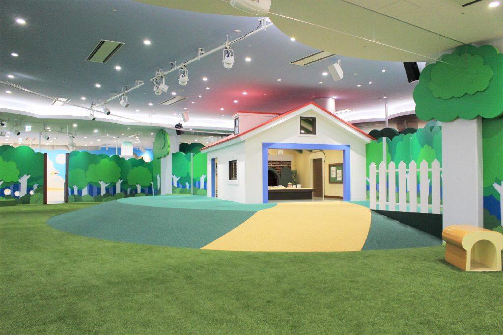 3階ミュージアムフロア/横浜アンパンマンこどもミュージアム(神奈川県/横浜市)