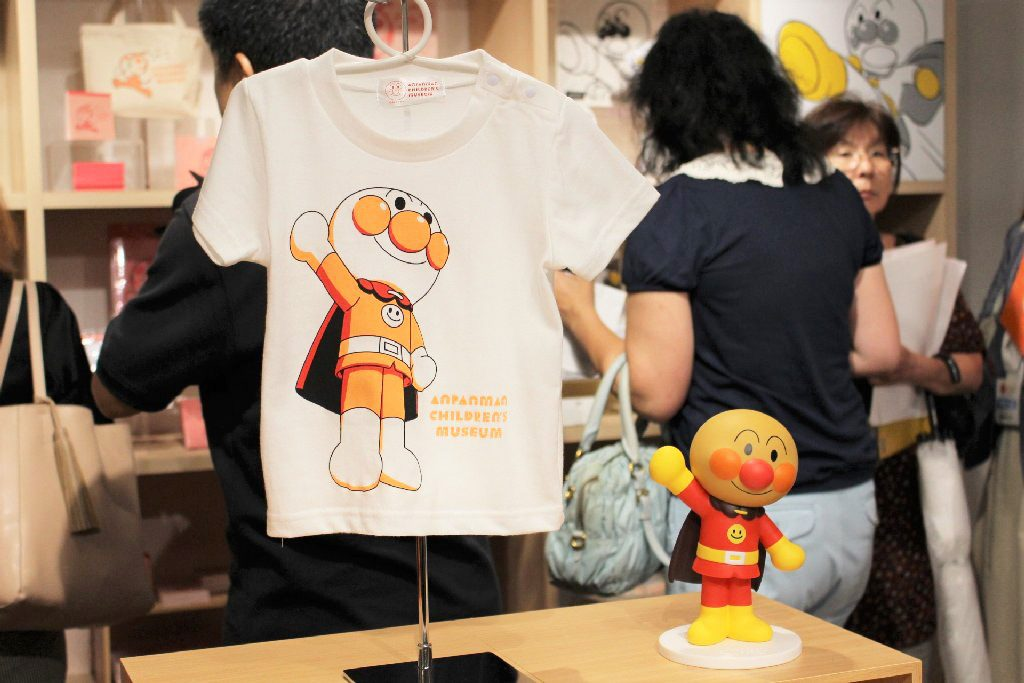 Tシャツ/横浜アンパンマンこどもミュージアム(神奈川県/横浜市)