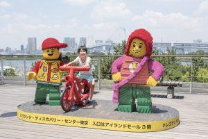 いつでも楽しく遊べる屋内型アトラクション、お台場のレゴランド東京をたっぷり楽しもう!