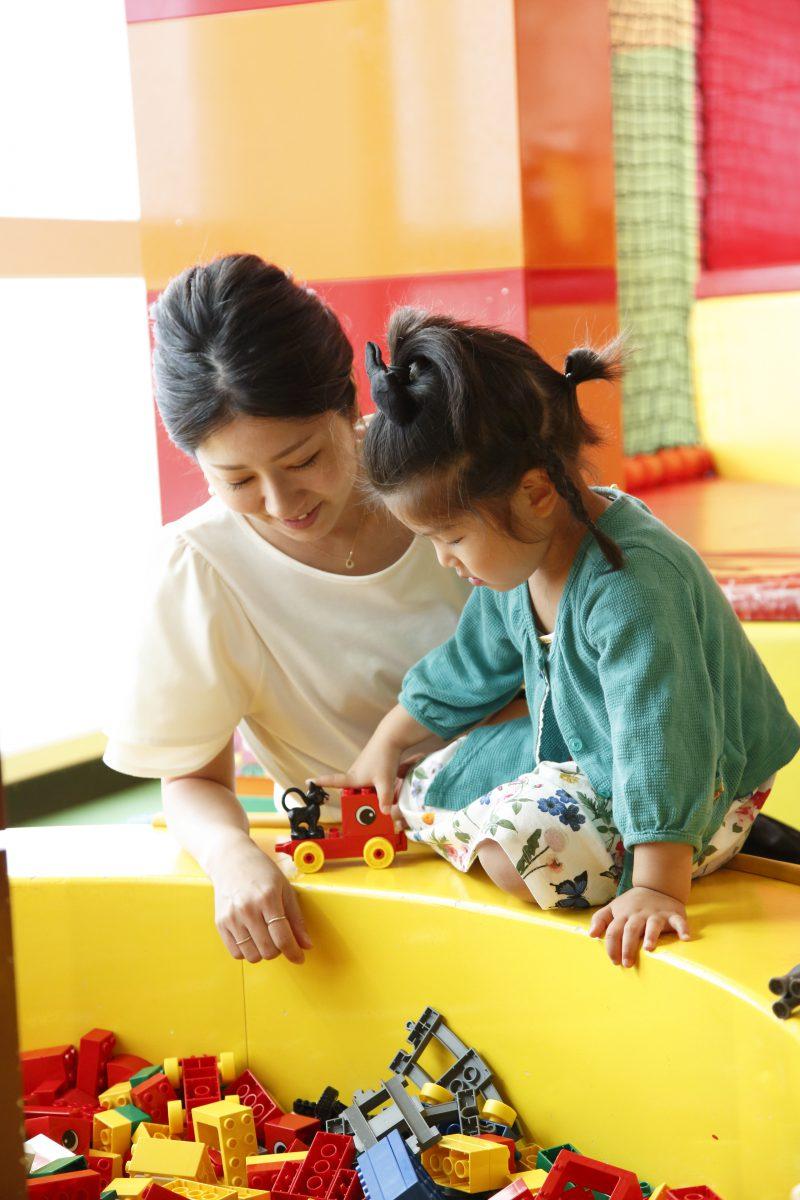 2〜5歳くらいの小さな子どものための「デュプロ®ファーム」/レゴランド®・ディスカバリー・センター大阪(大阪府/大阪市港区)