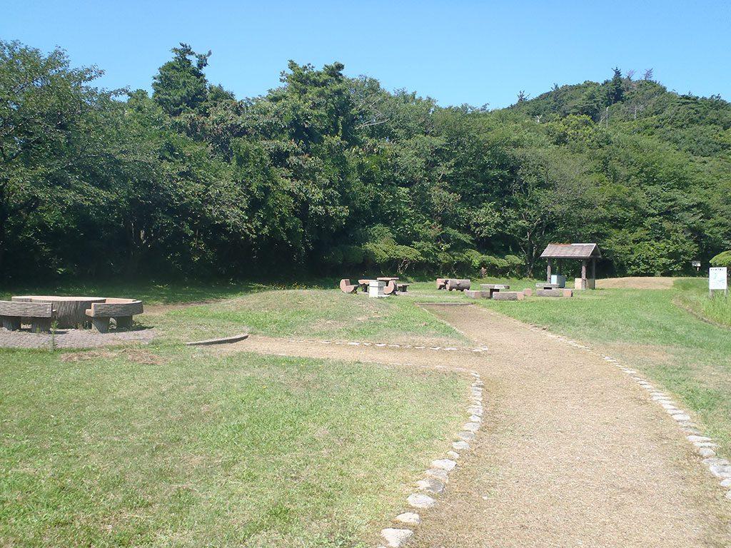 芝生広場/いこいの森児童公園(新潟県/村上市)