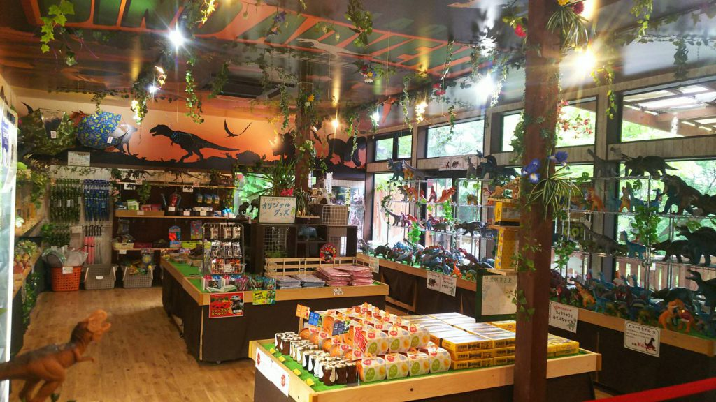 センターハウス売店/ディノアドベンチャー名古屋(愛知県/名古屋市)