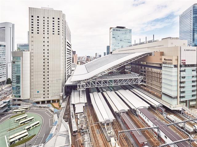 大阪ステーションシティの外観(大阪府/大阪市)