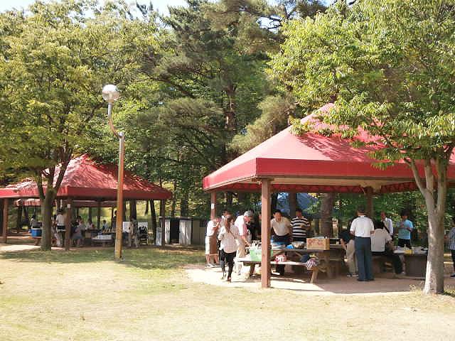 新潟県立紫雲寺記念公園(新潟県/新発田市)