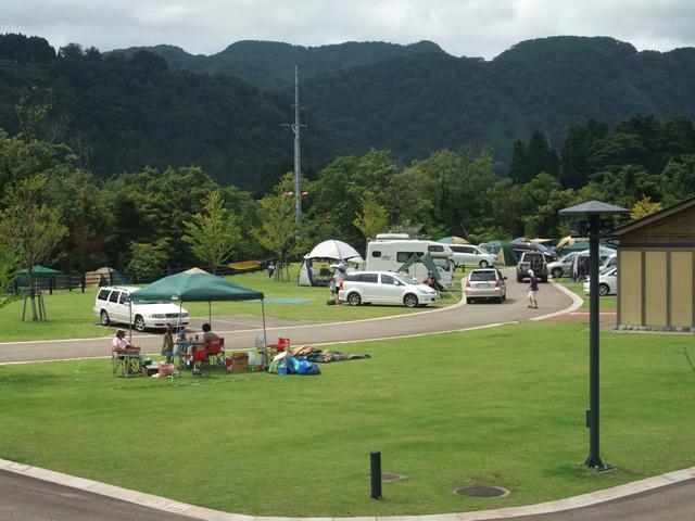 白山吉野オートキャンプ場(石川県/白山市)