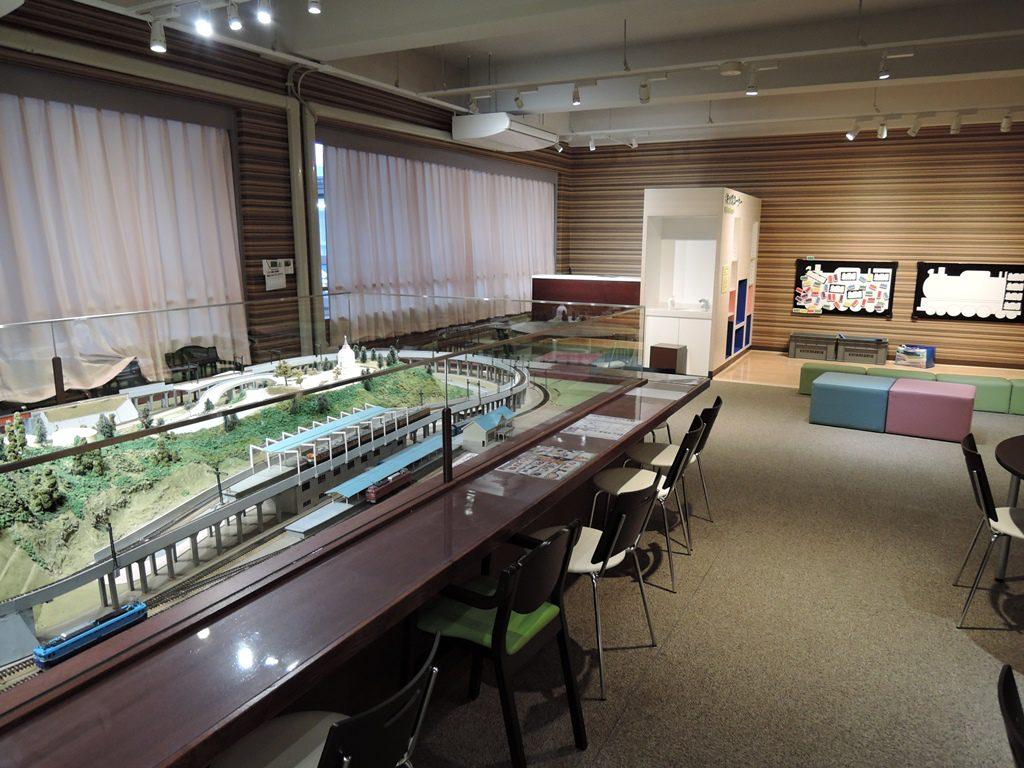 鉄道模型やキッズコーナーもある/新潟市新津鉄道資料館(新潟県/新潟市)