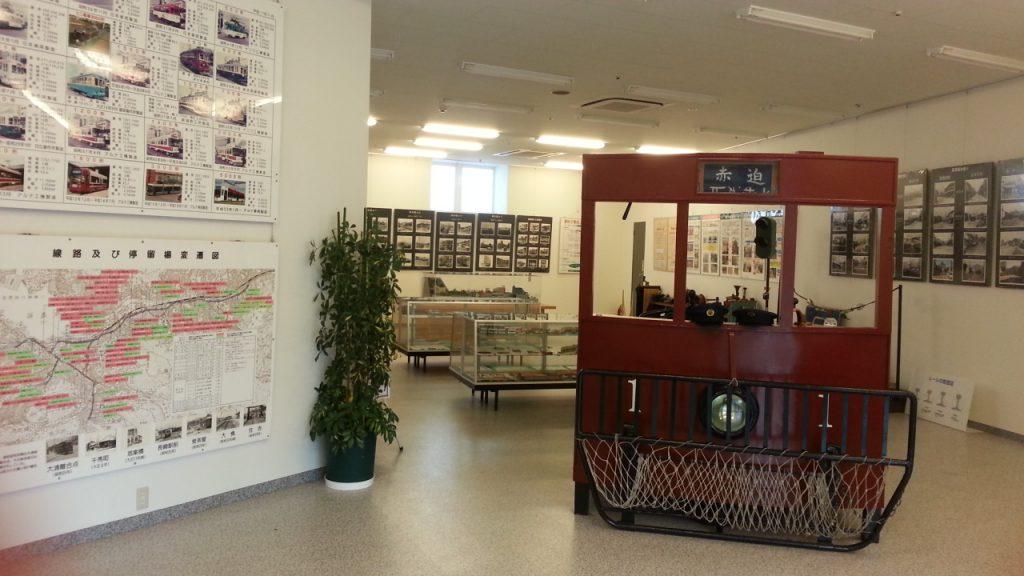 1号電車の実物大レプリカを展示/長崎路面電車資料館(長崎県/長崎市)