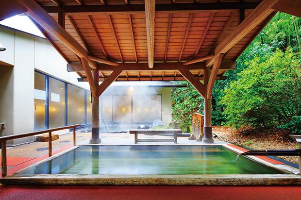 こども用グッズが用意されている温浴施設/湯本富士屋ホテル(神奈川県/箱根町)