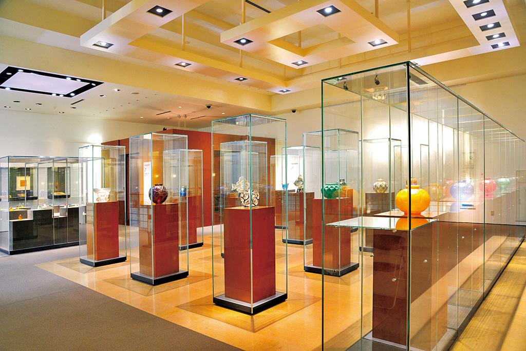 こども向けワークショップなどもある/箱根ラリック美術館(神奈川県/箱根町)