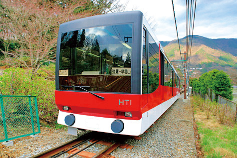 トコトコきっぷで箱根登山電車全線、箱根登山ケーブルカー全線が1日乗り降り自由(神奈川県/箱根町)