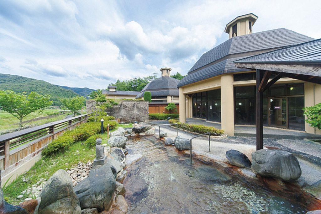 シルク温泉 やまびこ(兵庫県)