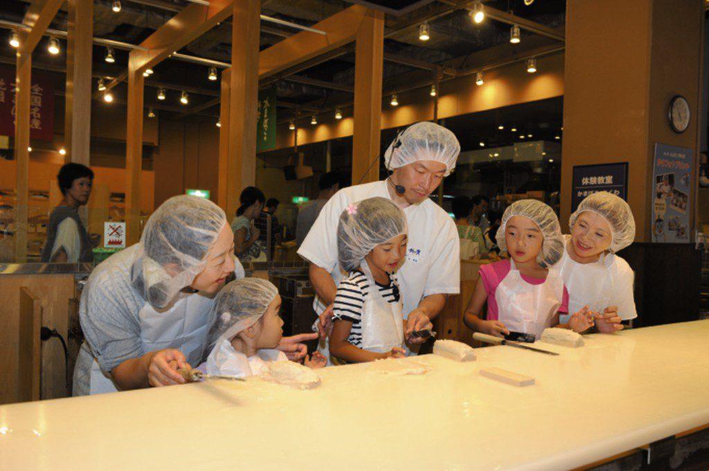 かまぼこなどが手作り&試食できる/鈴廣のかまぼこ博物館(神奈川県/小田原市)