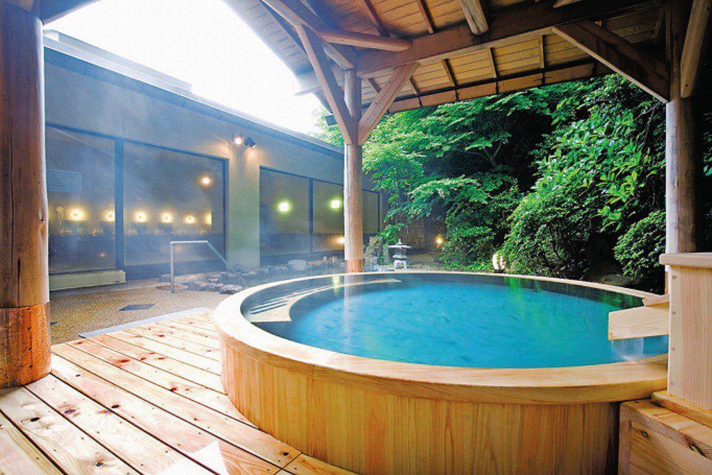 日帰り入浴利用ができる/湯本富士屋ホテル(神奈川県/箱根町)