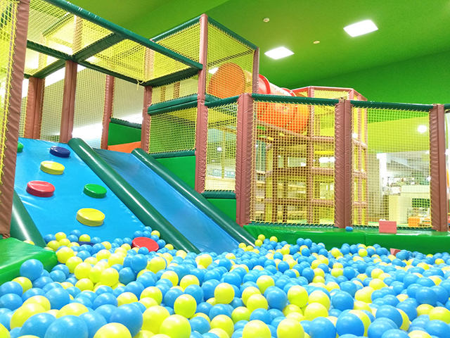 ボールプールで遊べる「きっず×きっず」/池の平ホテル(長野県/立科町)