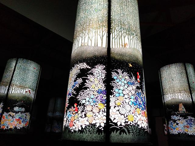 敷地内には「世界の影絵・きり絵・ガラス・オルゴール美術館」も/池の平ホテル(長野県/立科町)