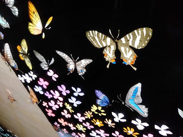 暗闇に浮かび上がる幻想的な世界/池の平ホテル(長野県/立科町)