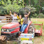 「ザファーム」の野菜収穫&手ぶらバーベキューレポート! 子ども大興奮の遊びも