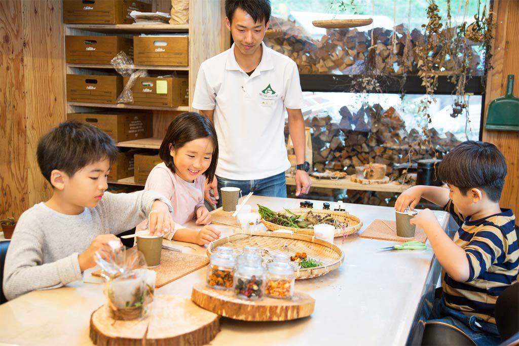 天然素材でオリジナルのキャンドル作り(千葉県香取市・ザファーム)