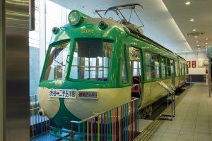 体験型の「電車とバスの博物館」は、本物の運転席やシミュレーターにワクワク