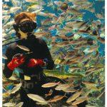 サンピアザ水族館(札幌)は、餌付けショーや魚のサーカスショーなど楽しい催しが人気