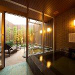 天然温泉かけ流しの家族風呂でゆっくり!「菊南温泉スパリゾート あがんなっせ」