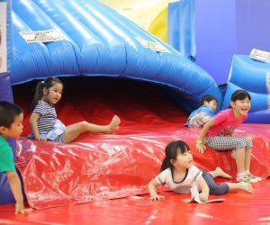 0歳~未就園児も遊べる屋内型遊園地「ファンタジーキッズリゾート海老名」